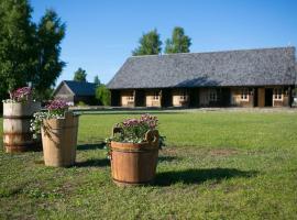 Holiday Village Suur Töll, Kuressaare