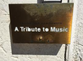 A Tribute To Music Residenza