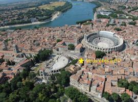 Le nid des Arènes, Arles