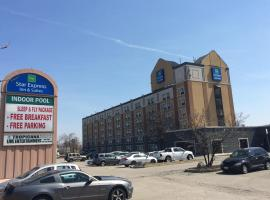Star Express Inn and Suites, Mississauga