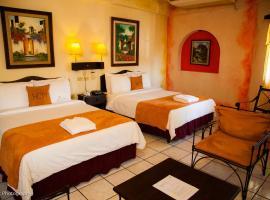 Hotel Camino Maya, Copan Ruinas