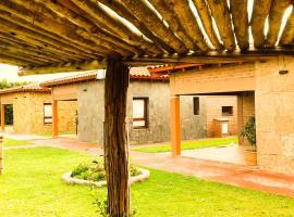 Cabañas Villa del Sol, El Encón