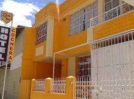 Hotel D´ Carlos, Huancayo