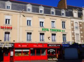 Hotel Terminus, Saint-Malo
