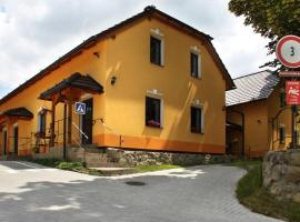 Penzion Pulčínské Skály, Pulčín