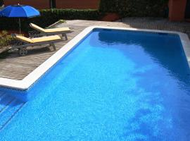 Villa Las Palmeras, Calella