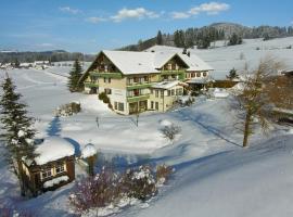 Hotel Johanneshof, Oberstaufen