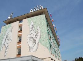 阿爾卡酒店, 斯波萊托