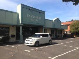 Evancourt Motel, Melbourne
