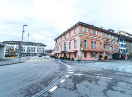 Hotel Rotes Haus, Brugg