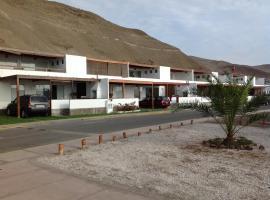 Casa de Playa Chepeconde, Cerro Azul
