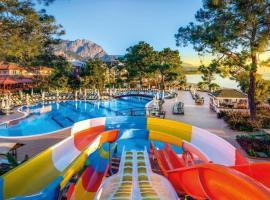 Crystal Aura Beach Resort & Spa, Kemer