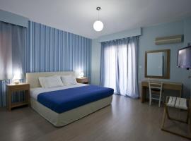 Valente Perlia Rooms, Poros