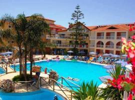 Tsilivi Beach Hotel, Tsilivi