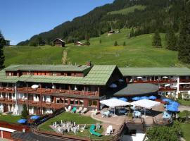 IFA Alpenhof Wildental Hotel Kleinwalsertal, Mittelberg