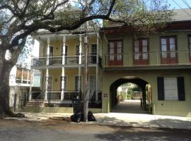 The Prytania Oaks, New Orleans