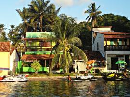 Pousada Água Viva, Ilha de Boipeba