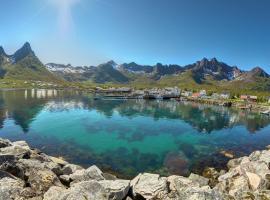 Mefjord Brygge, Mefjordvær