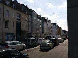 Bonn-Südstadt Apartment Whitesmoke, Bonn