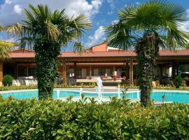 Hotel Villa d'Evoli, Castropignano