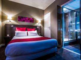 Hotel Des Dunes, Ла Бол