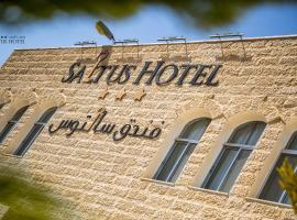 Saltus Hotel, Al-Salṭ