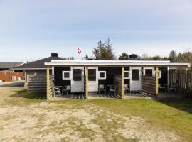 Tornby Strand Camping Rooms, Hirtshals
