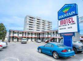 Fountain Motel, Kamloops