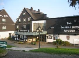 Jagdhaus Weber, Herscheid