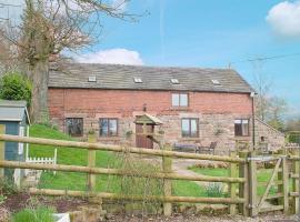 Oldfield Barn, Leek