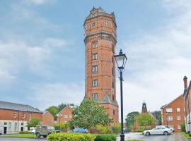 The Water Tower, Cheddleton