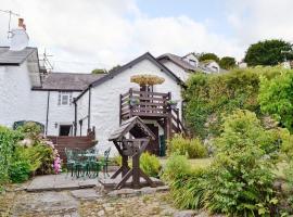 Church Cottage, Llanbedr-y-cennin