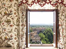 Relais & Chateaux il Borro, 산기스티노발다르노