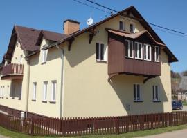 Apartmány Karlovický dvůr, Karlovice