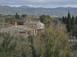 Casale al Canneto, Baschi