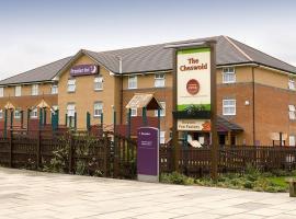 Premier Inn Doncaster Central East, Doncaster