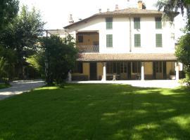 Villa Cantoni, Gropello Cairoli