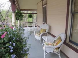5 Ojo Inn Bed and Breakfast, Eureka Springs