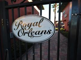 Royal Orleans 209, North Redington Beach