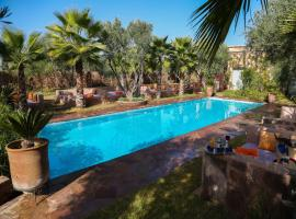 Le Clos des Oliviers Marrakech, Douar Caïd Layadi