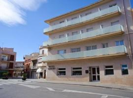 Hotel Sancho, Hospitalet de l'Infant