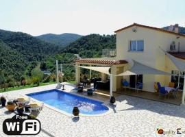 Villa Suntrap, Calonge