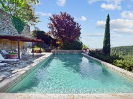 Villa Melissa, Fighine