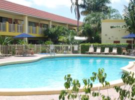 Best Western Plus University Inn, Boca Raton