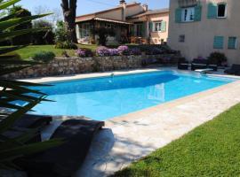 Villa Antoline, Cagnes-sur-Mer