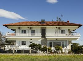 Villa Blue, Agía Triás