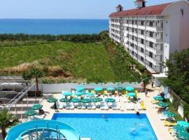 Sea Bird Beach Hotel, Konaklı
