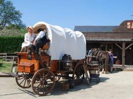 Le Ranch De Calamity Jane, Landévant