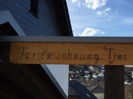 Ferienwohnung Tina, Nettersheim