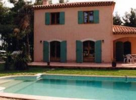 Villa Généviève, Aix-en-Provence